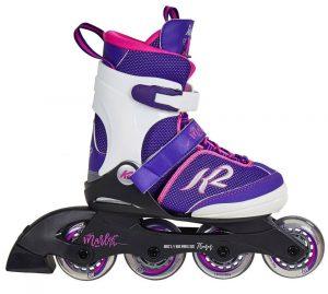 K2 Kinder Marlee Pro im Kinder Inline-Skates Vergleich