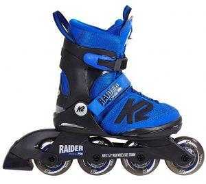 K2 Kinder Raider Pro im Kinder Inline-Skates Vergleich