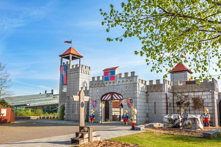 Ritterburg im Playmobil FunPark