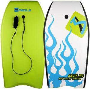 MESLE Speed Skin 42.5 im Kinder-Bodyboard Vergleich
