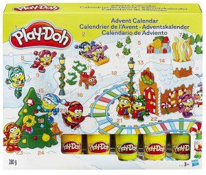 Hasbro Play-Doh Spielzeug-Adventskalender