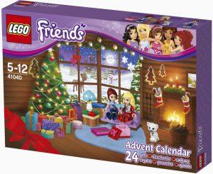 Lego Friends Spielzeug-Adventskalender