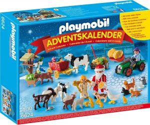 Playmobil Weihnachten Spielzeug-Adventskalender