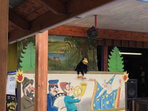Puppentheater im Westküstenpark