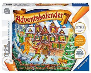 Ravensburger TipTio Spielzeug-Adventskalender