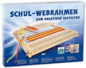 Berühmt Kinder-Webrahmen Vergleich – Web-Sets für Schule und Kindergarten PS22
