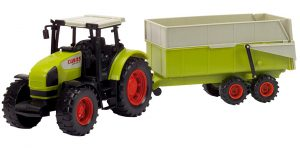 Dickie Toys CLAAS Ares Set im Spielzeug-Traktor Vergleich