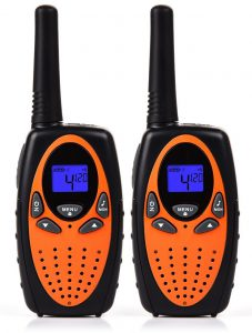 Funkprofi PMR Walkie-Talkie für Kinder