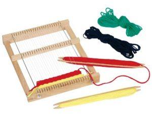 Bekannt Kinder-Webrahmen Vergleich – Web-Sets für Schule und Kindergarten QV28