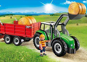 Playmobil 6130 Traktor im Spielzeug-Traktor Vergleich