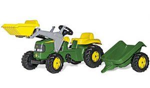 Rolly Toys 023100 rollyKid John Deere im Spielzeug-Traktor Vergleich