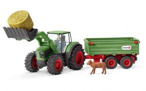Schleich 42379 im Spielzeug-Traktor Vergleich