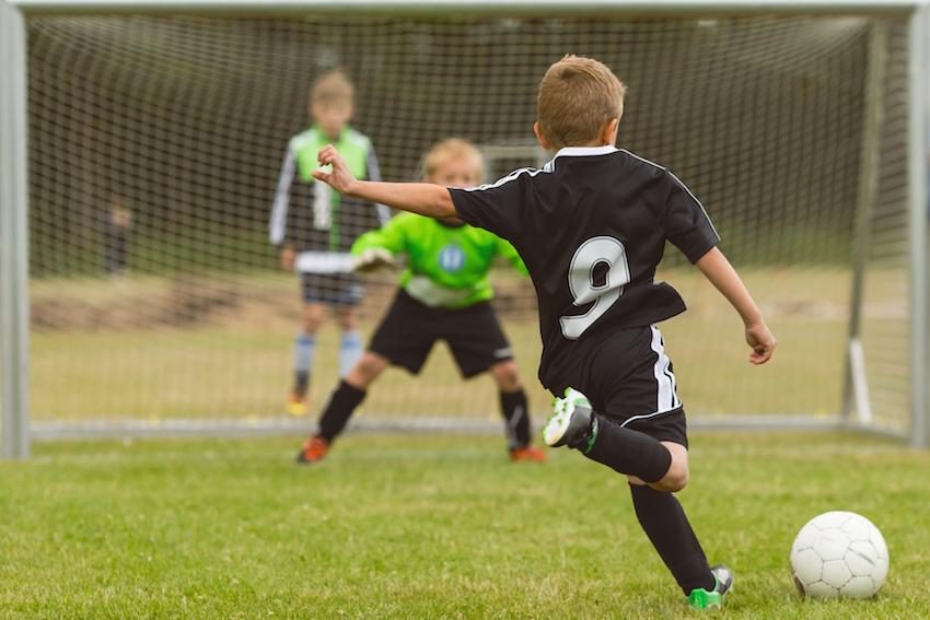Fußballschuhe für Kinder