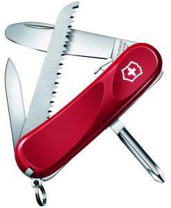 Victorinox Kinder-Taschenmesser im Kinder-Schnitzmesser Vergleich