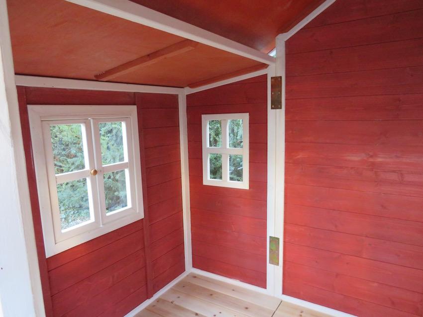 EXIT Loft 350 Holzspielhaus_Anbau