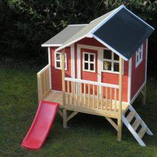 Ein Schwedenhaus für Kinder – Das EXIT Loft 350 Holzspielhaus im Praxis-Test!
