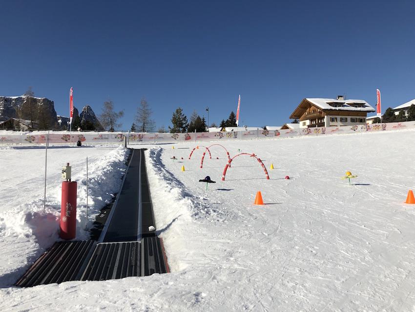 Skifahren auf der Seiser Alm_Skischule