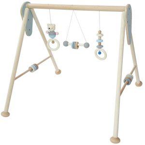 Hess Holzspielzeug 13381 Babyspielgerät im Activity Center Vergleich