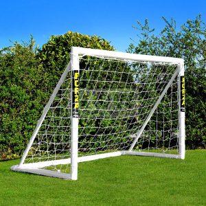 Net World Sports Forza wetterfeste Fußballtore für Kinder