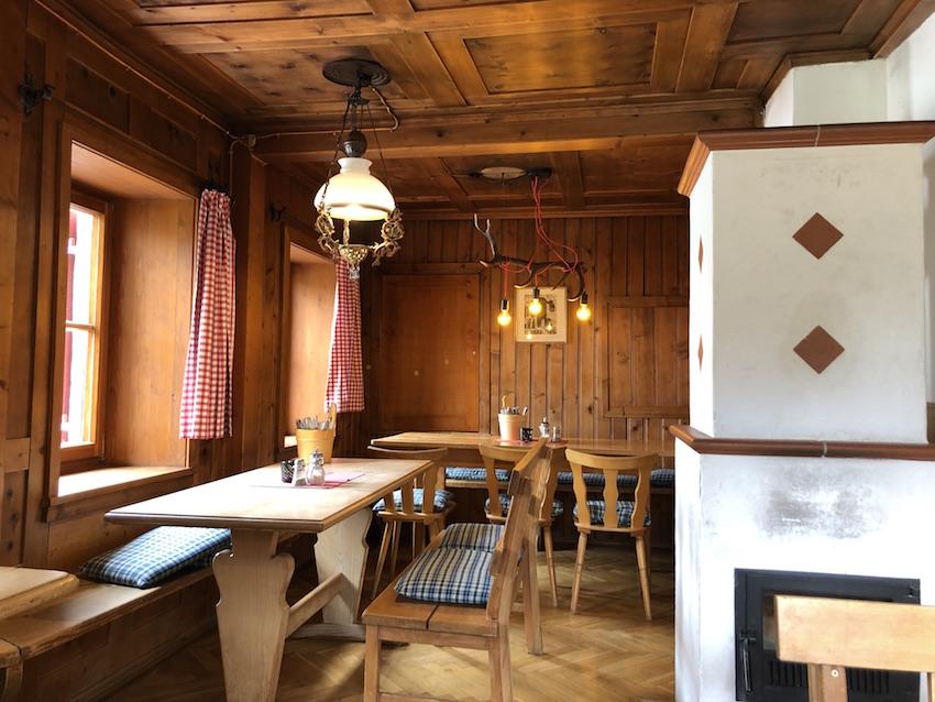 Ravensburger Hütte_Stube
