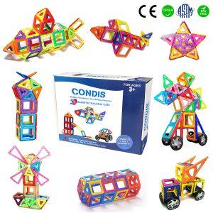 Condis Magnetbausteine im Magnetspielzeug-Vergleich