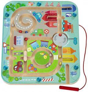 Haba Magnetspiel Stadtlabyrinth im Magnetspielzeug-Vergleich