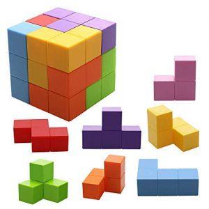 Jhua Magnetische Steine im Magnetspielzeug-Vergleich