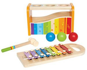 HAPE Hammerspiel im Kinder-Xylophon Vergleich