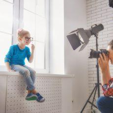 Foto-Shooting im Kindergarten – Worauf sollte man achten?