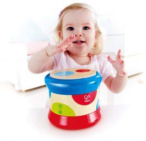Hape E0333 Baby-Trommel im Kindertrommel Vergleich
