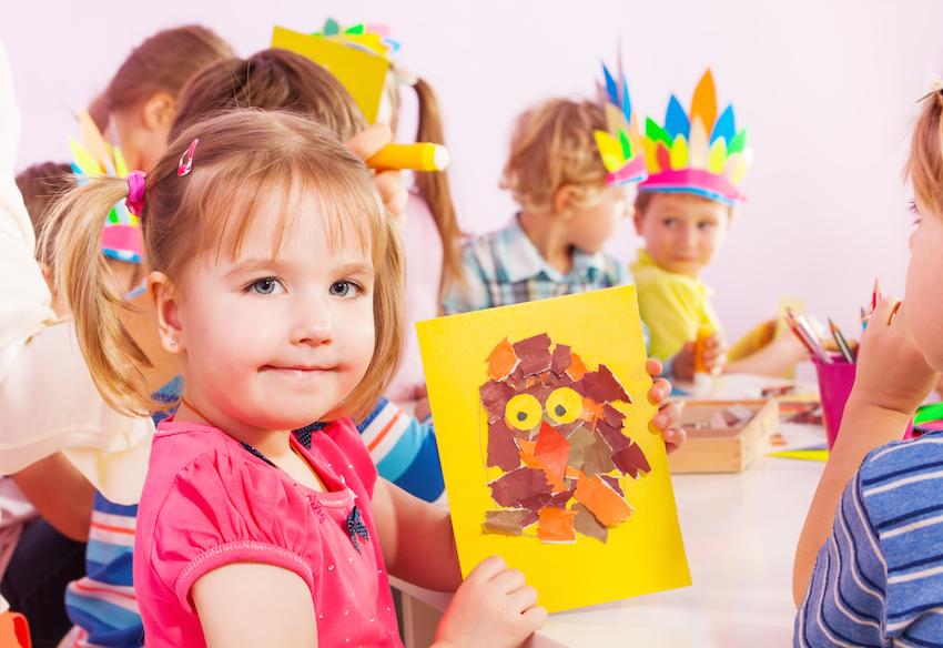 Kindergeburtstags-Einladung selber machen