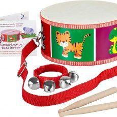 Kindertrommel Vergleich – Musikspielzeug für Kleinkinder