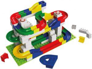 Hubelino 55-teiliges Bahnelemente Set
