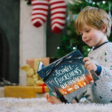 Weihnachtsbücher für Kinder – Winter- und Weihnachtsgeschichten zum Vorlesen