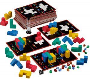 Stapelspiele für Kinder: Kosmos Ubongo 3-D Brettspiel