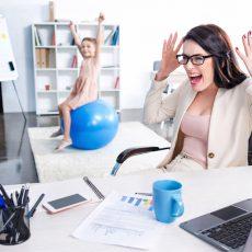 Home Office mit Kind – Wie gelingt es am besten?