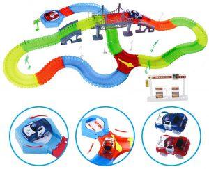 Kuultoy Twister Tracks Starter Set