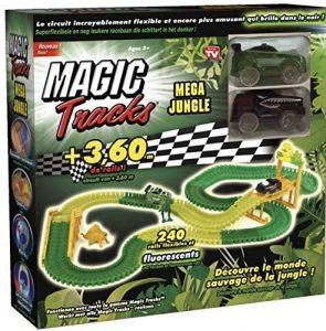 Magic Tracks Lichtkreis Mega Jungle