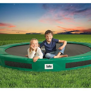 Salta Excellent Ground Trampolin im Bodentrampolin-Vergleich