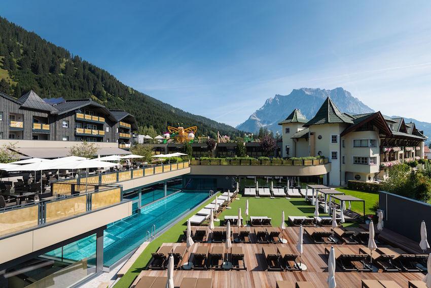 Alpenrose Familux Resort