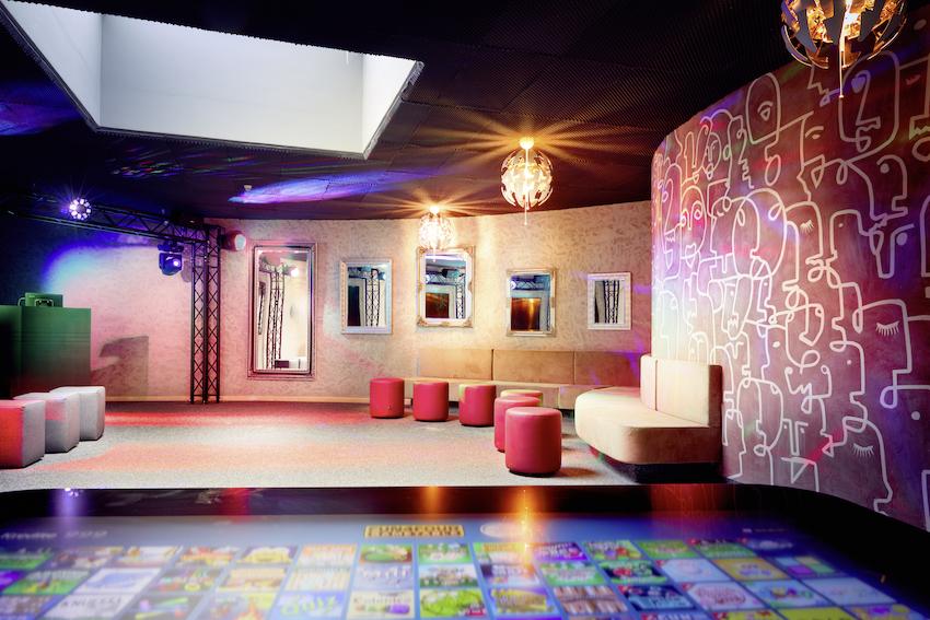 Teenieraum im Alpenrose Familux Resort