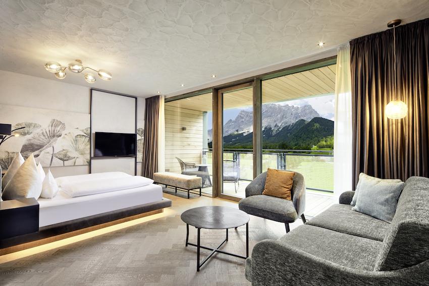 Wellness-Suite im Alpenrose Familux Resort