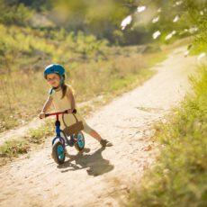 Laufrad – Fahrspaß mit Lerneffekt