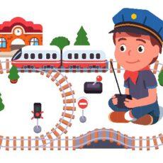 Die Modelleisenbahn – ein gemeinsames Hobby für Kinder und Eltern